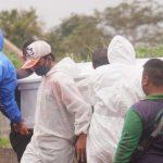 Buruh Pikul Peti Jenazah Covid di TPU Cikadut Mogok Bagaimana dengan Keluarga Korban