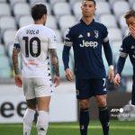 Skor Imbang 0-0 Gol Ronaldo Dianulir HASIL Babak Pertama Juventus vs Benevento Liga Italia